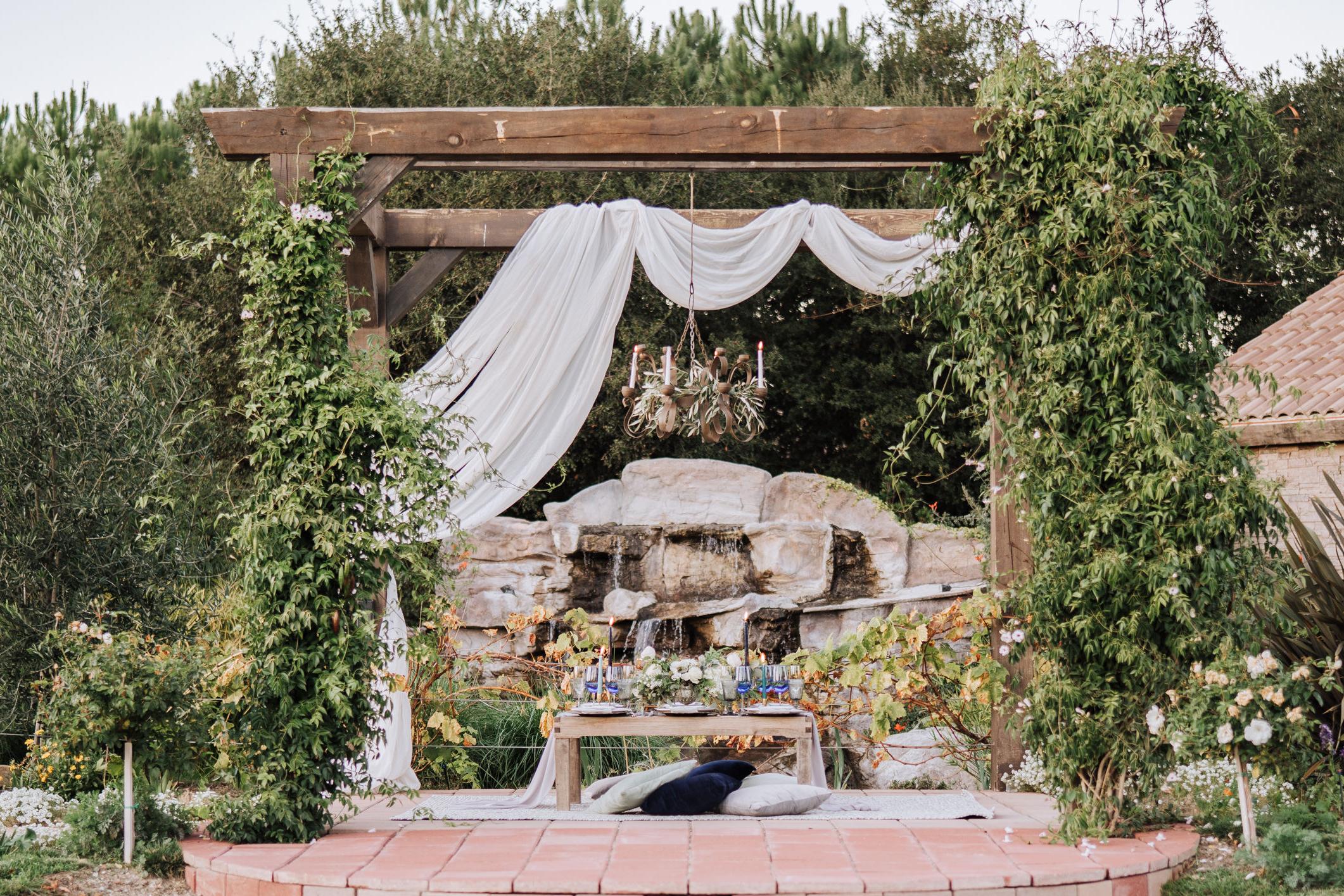 www.santabarbarawedding.com | Lauren Newman Photography | La Arboleda