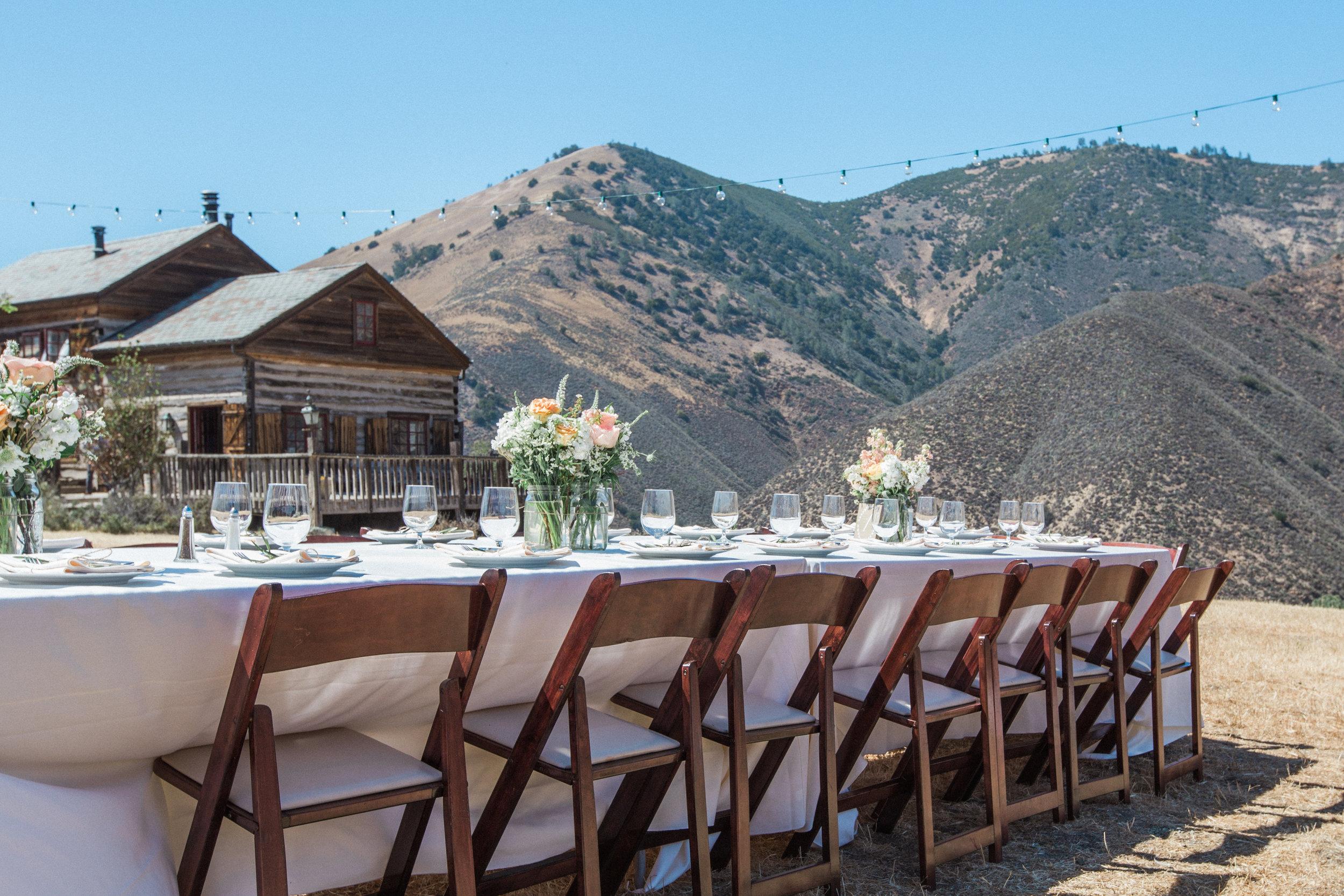 www.santabarbarawedding.com | Kiel Rucker Photography | Joelle Charming Wedding Planner | Figueroa Mountain Farmhouse | La Tavola Linens | Ella & Louie Flowers