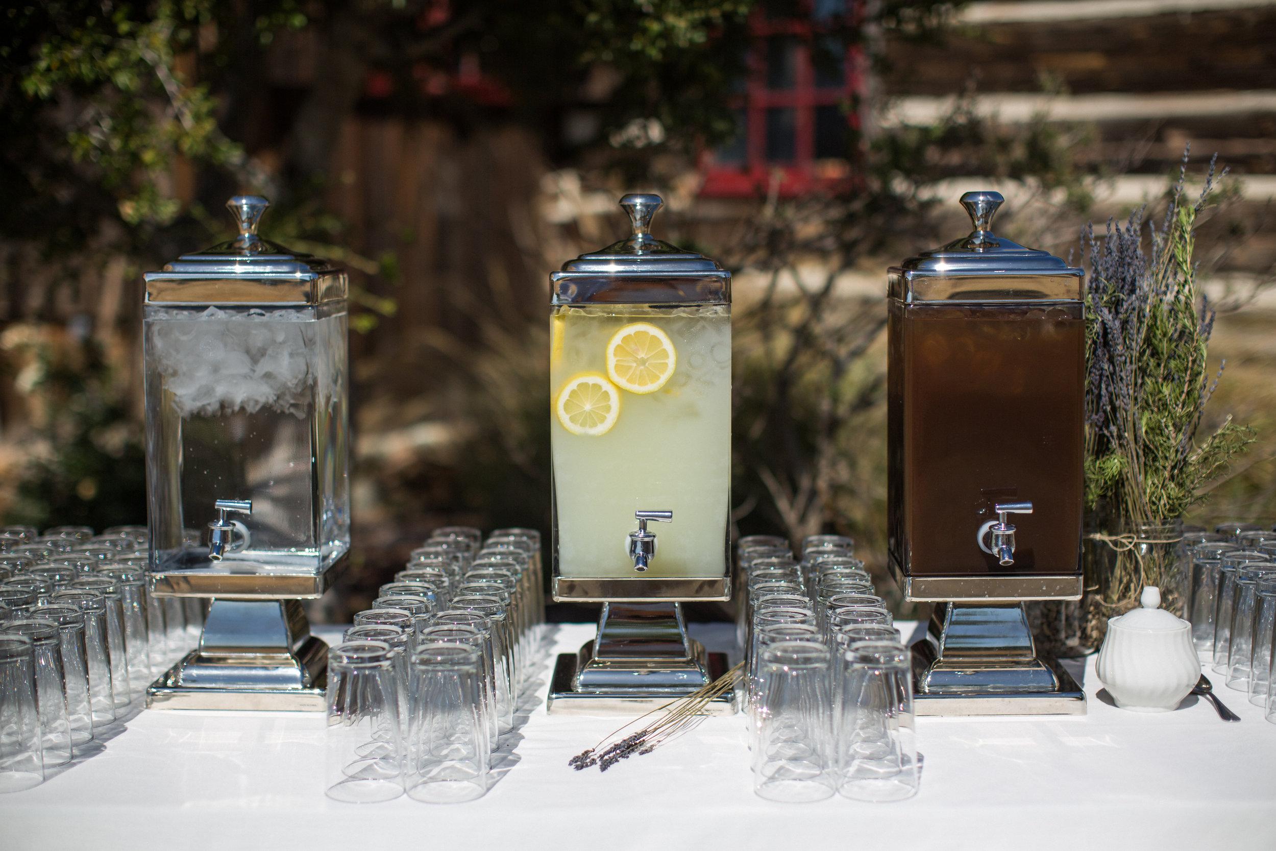 www.santabarbarawedding.com | Kiel Rucker Photography | Joelle Charming Wedding Planner | Figueroa Mountain Farmhouse | La Tavola Linens | Reception
