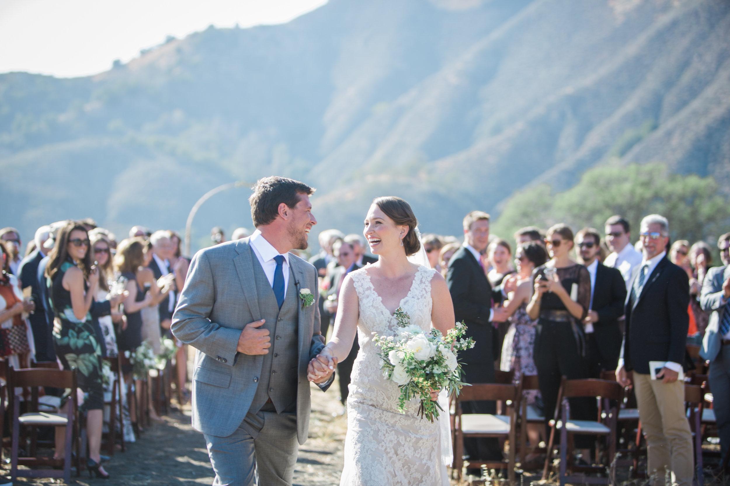 www.santabarbarawedding.com | Kiel Rucker Photography | Joelle Charming Wedding Planner | Figueroa Mountain Farmhouse | Ella & Louie Flowers | Ceremony