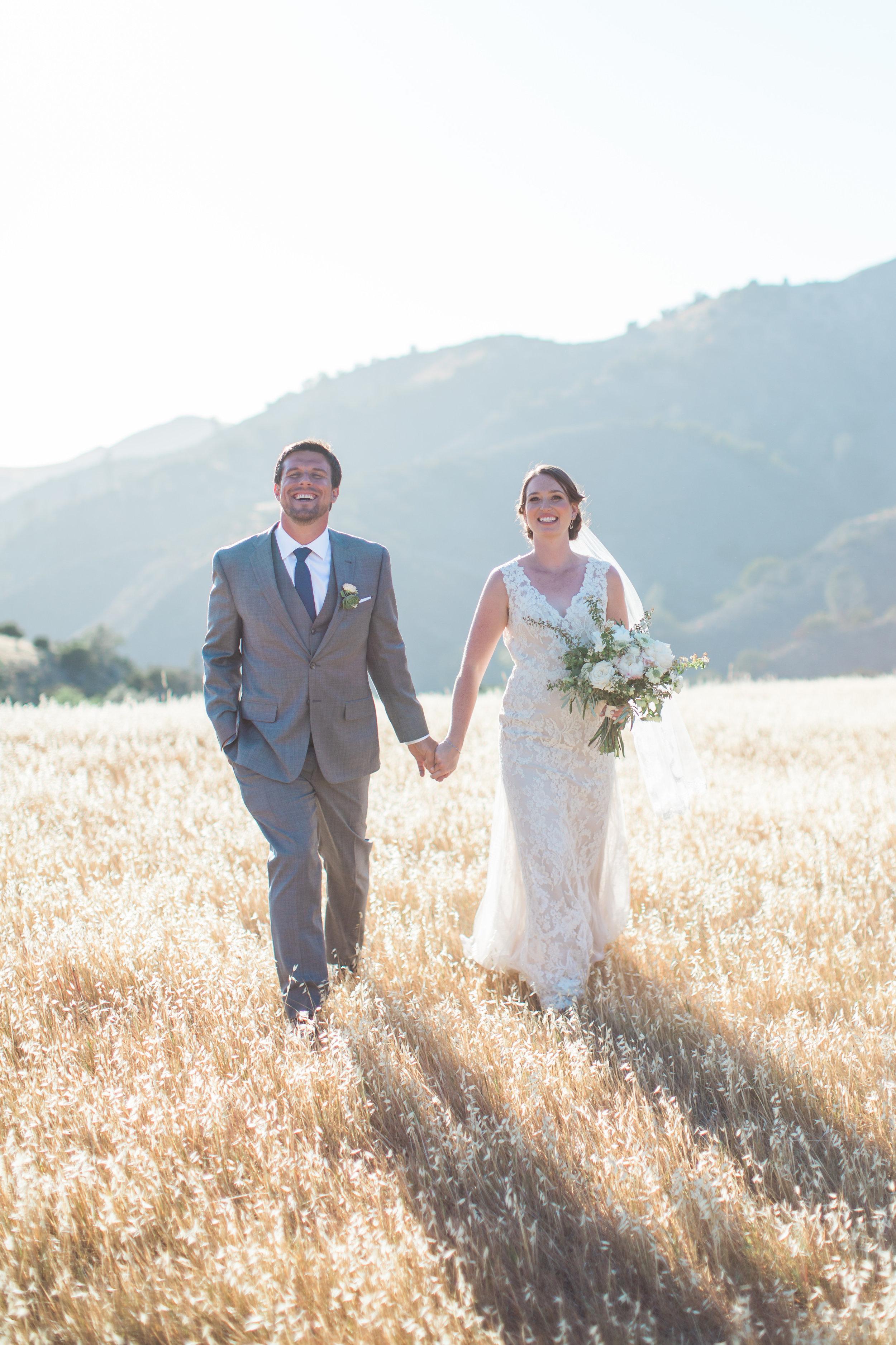 www.santabarbarawedding.com | Kiel Rucker Photography | Joelle Charming Wedding Planner | Figueroa Mountain Farmhouse | Ella & Louie Flowers | Bride & Groom