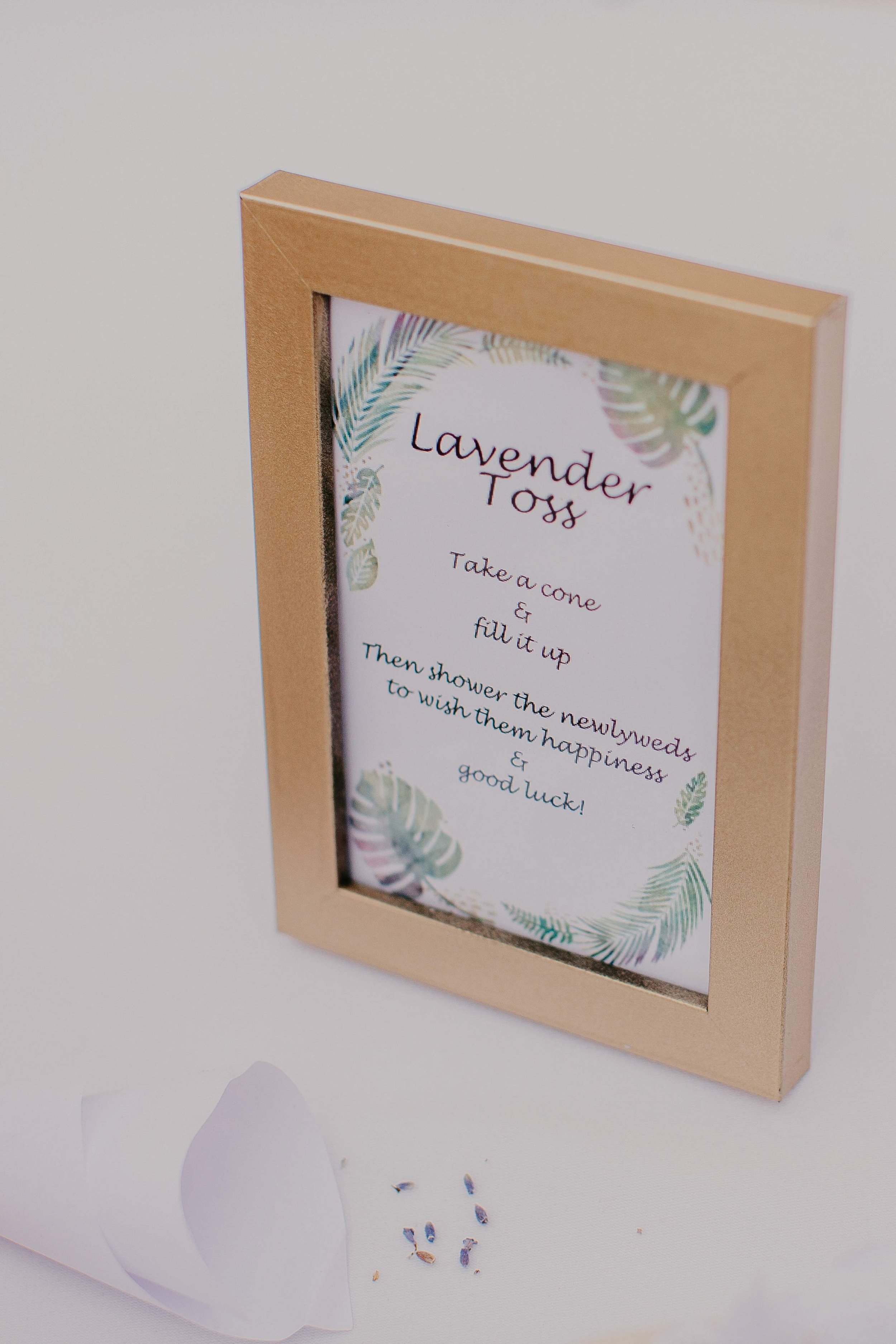 www.santabarbarawedding.com | Candice Marie Photography | Hilton Santa Barbara Beachfront Resort | Dalina Klan | Once in a Lifetime Weddings | Lavender Toss Instructions