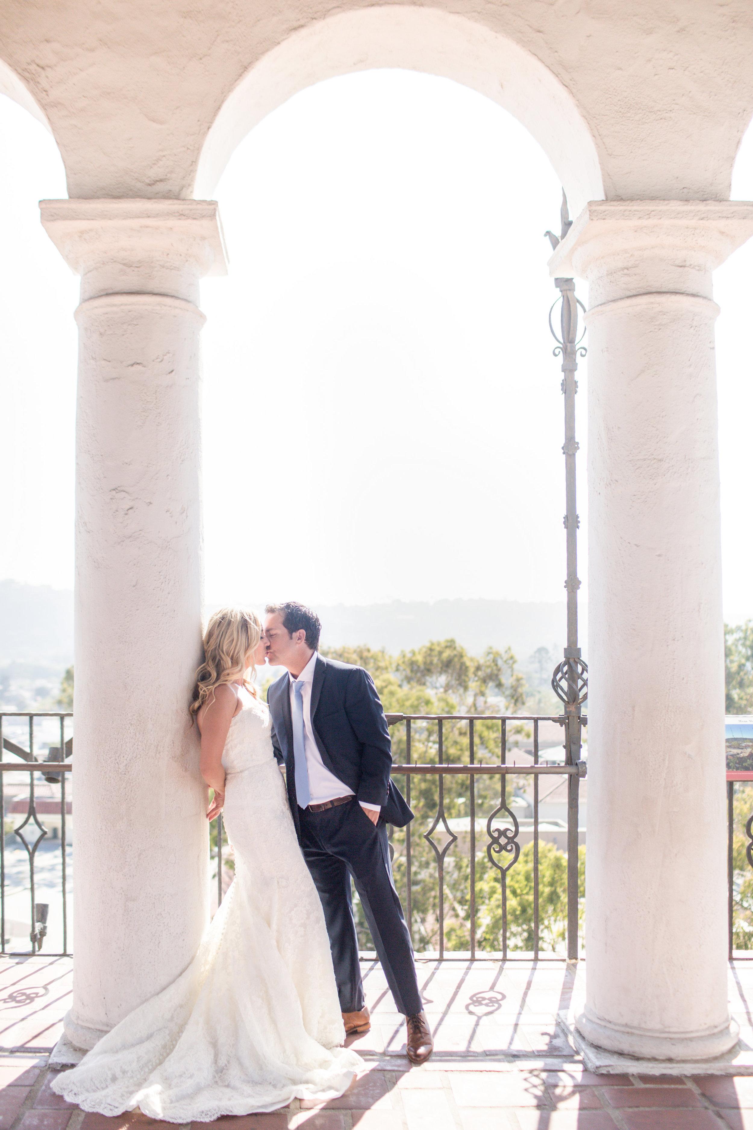 www.santabarbarawedding.com | Canary Hotel | Anna J Photography