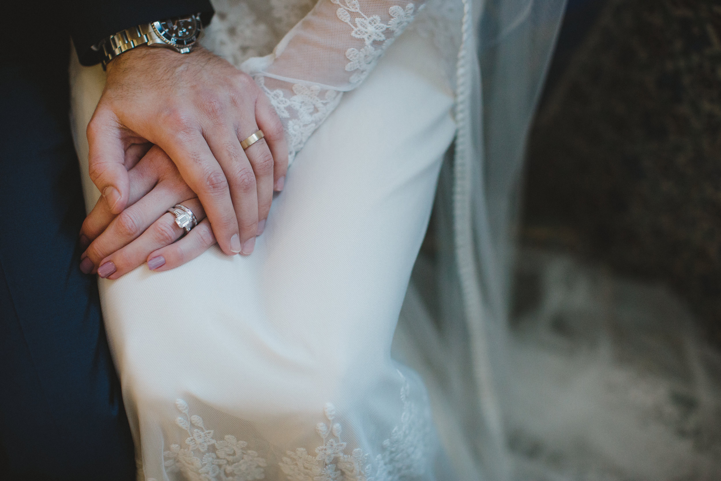 www.santabarbarawedding.com | Ryanne Bee Photography | Santa Barbara Courthouse | Dreamers and Lovers | Couple's Rings