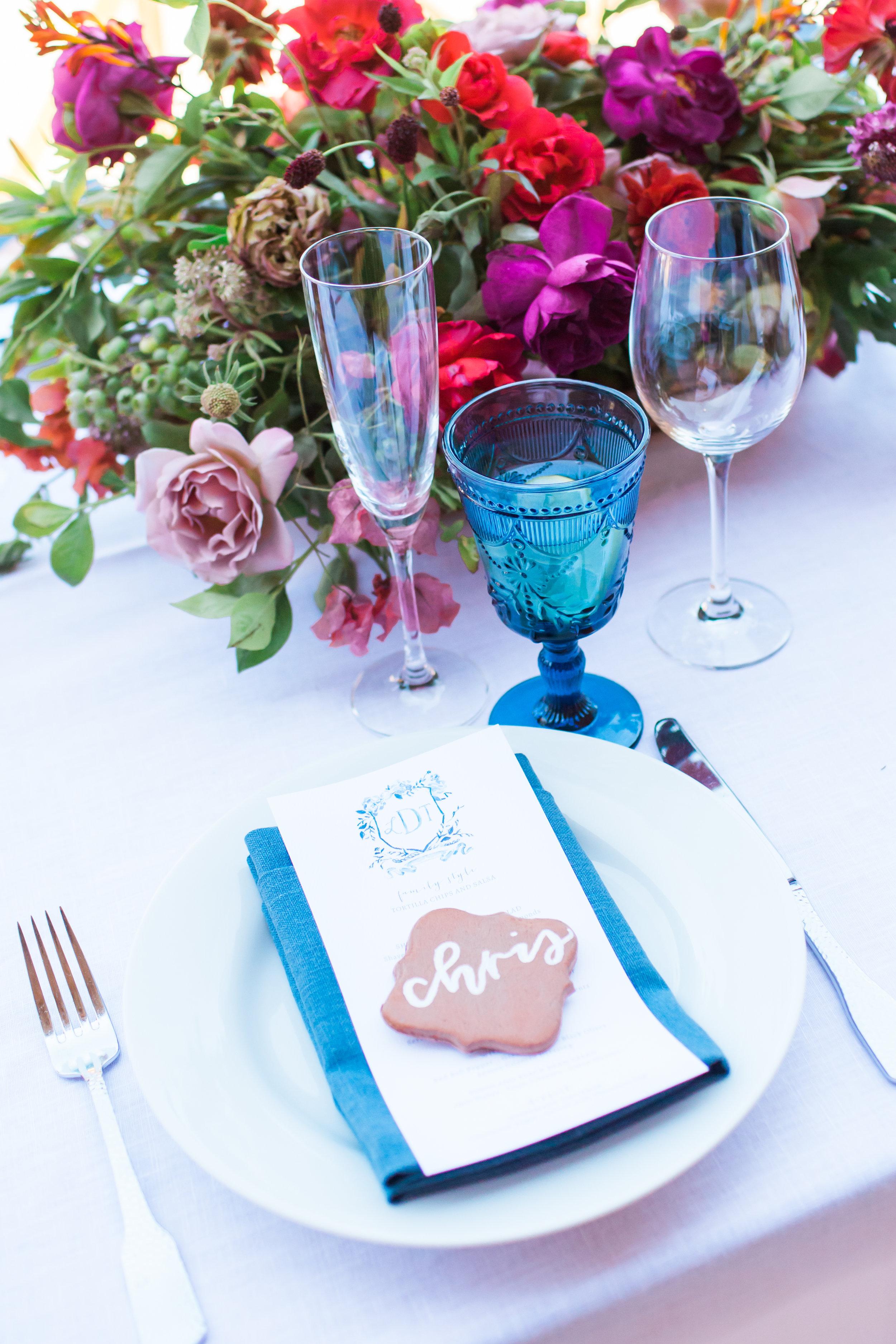 www.santabarbarawedding.com | James and Jess Photography | Santa Barbara Historical | Amazing Day Events | La Fleur du Jour | La Tavola | Classic Party Rentals | Table Settings