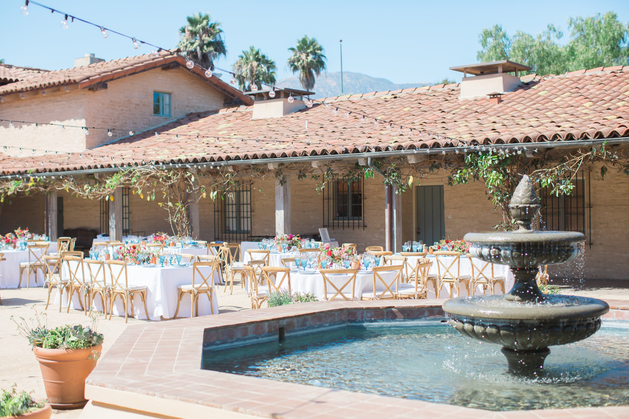 www.santabarbarawedding.com | James and Jess Photography | Santa Barbara Historical | Amazing Day Events | Classic Party Rentals | Bella Vista Designs | La Tavola | Reception Venue