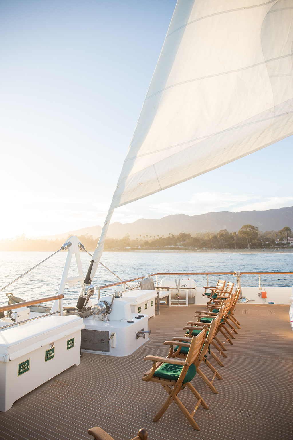 www.santabarbarawedding.com | Channel Cat Charters | Melissa Musgrove