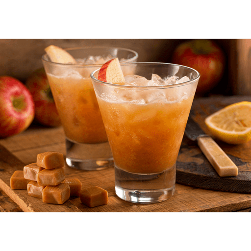 www.santabarbarawedding.com | BevMo! | Apple Pie Cocktails