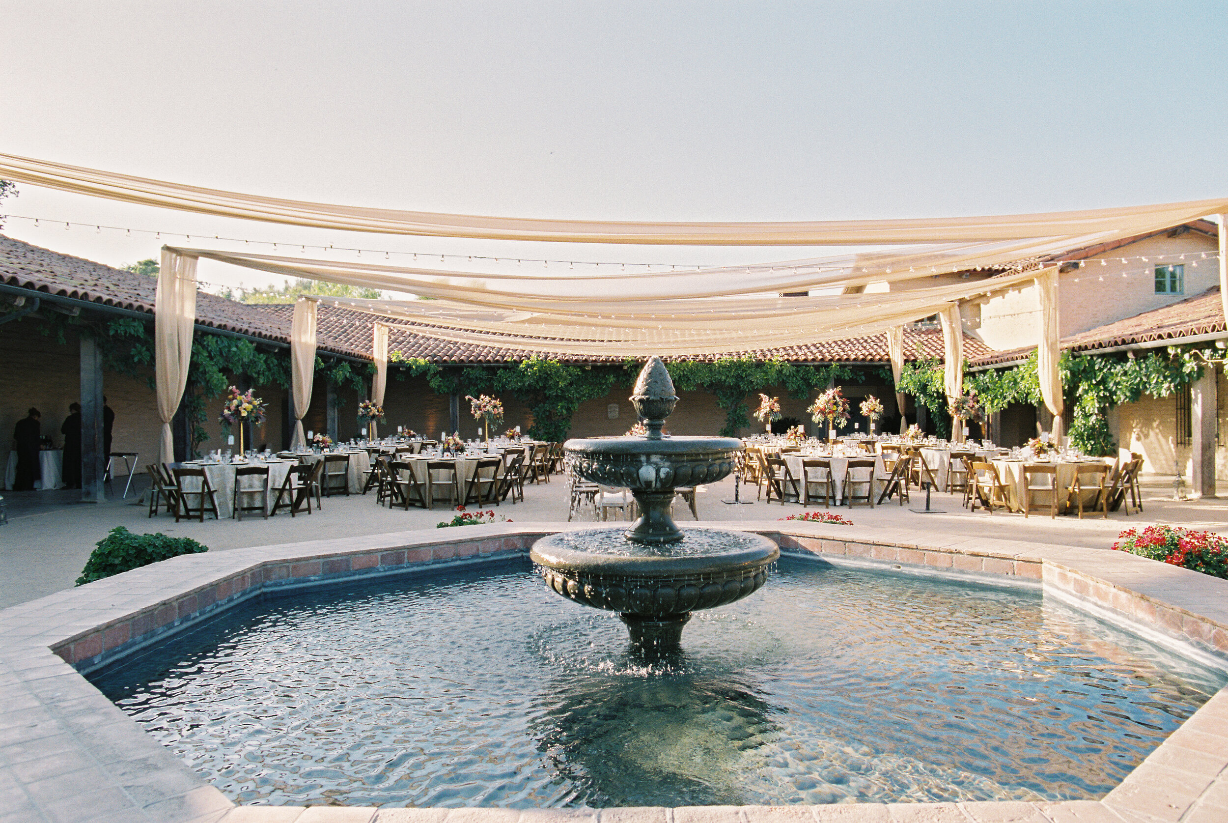 Santa Barbara Wedding Style | Five Spanish Style Venues