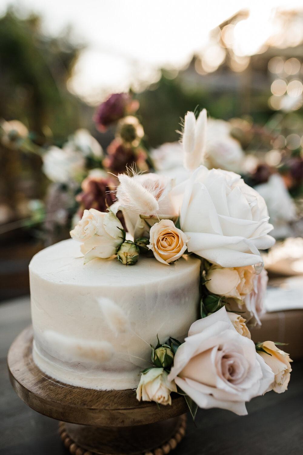 www.santabarbarawedding.com | The Tavern at Zaca Creek | Events by Fran | Michelle Ramirez Photography | Tangled Lotus | Amigo Party Rentals | Posies and Sugar | Wedding Cake