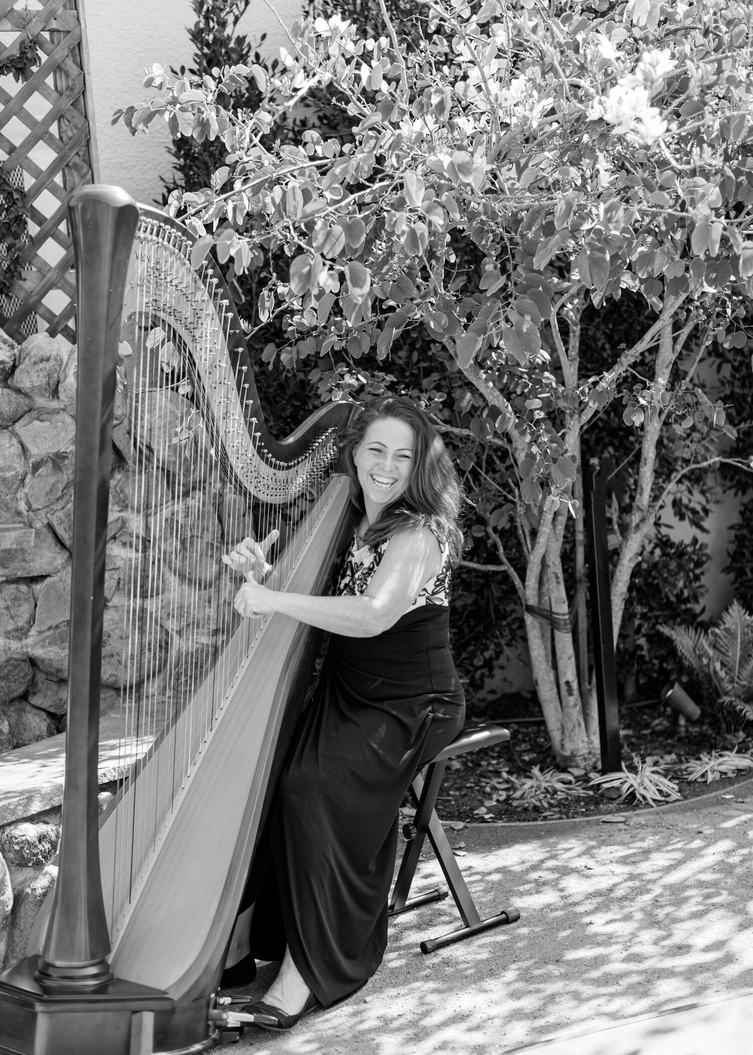 www.santabarbarawedding.com   Events by Fran   Ever After Petite Venue   Kendall Ann Photo   Tangled Lotus   Amigo Party Rentals   Harpist VeeRonna   The Ceremony Musician