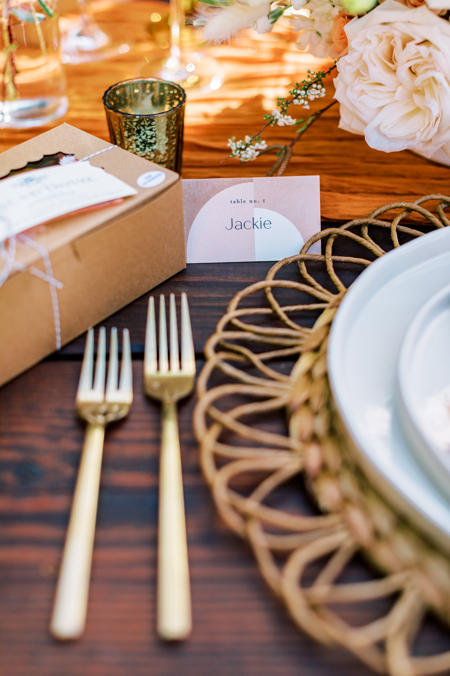 www.santabarbarawedding.com   Events by Fran   Ever After Petite Venue   Kendall Ann Photo   Tangled Lotus   Amigo Party Rentals   Love and Fromage   Styled Reception Table and Grazing Box