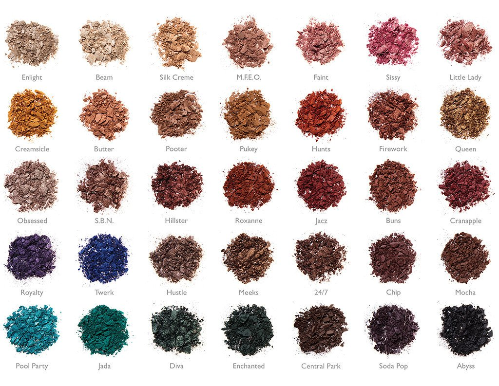 Photo:  Morphebrushes.com