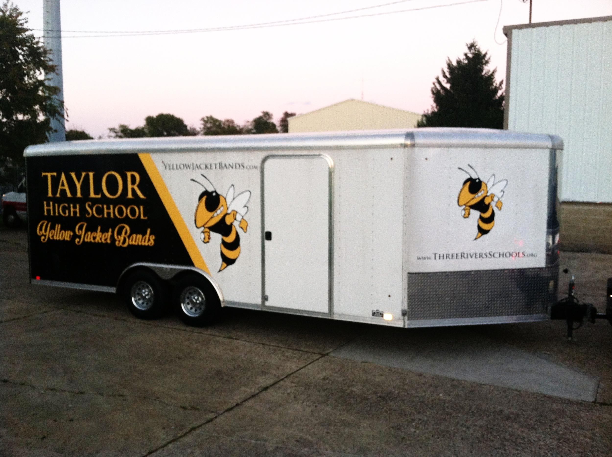 131007 - Taylor High School Band Trailer, PS.JPG