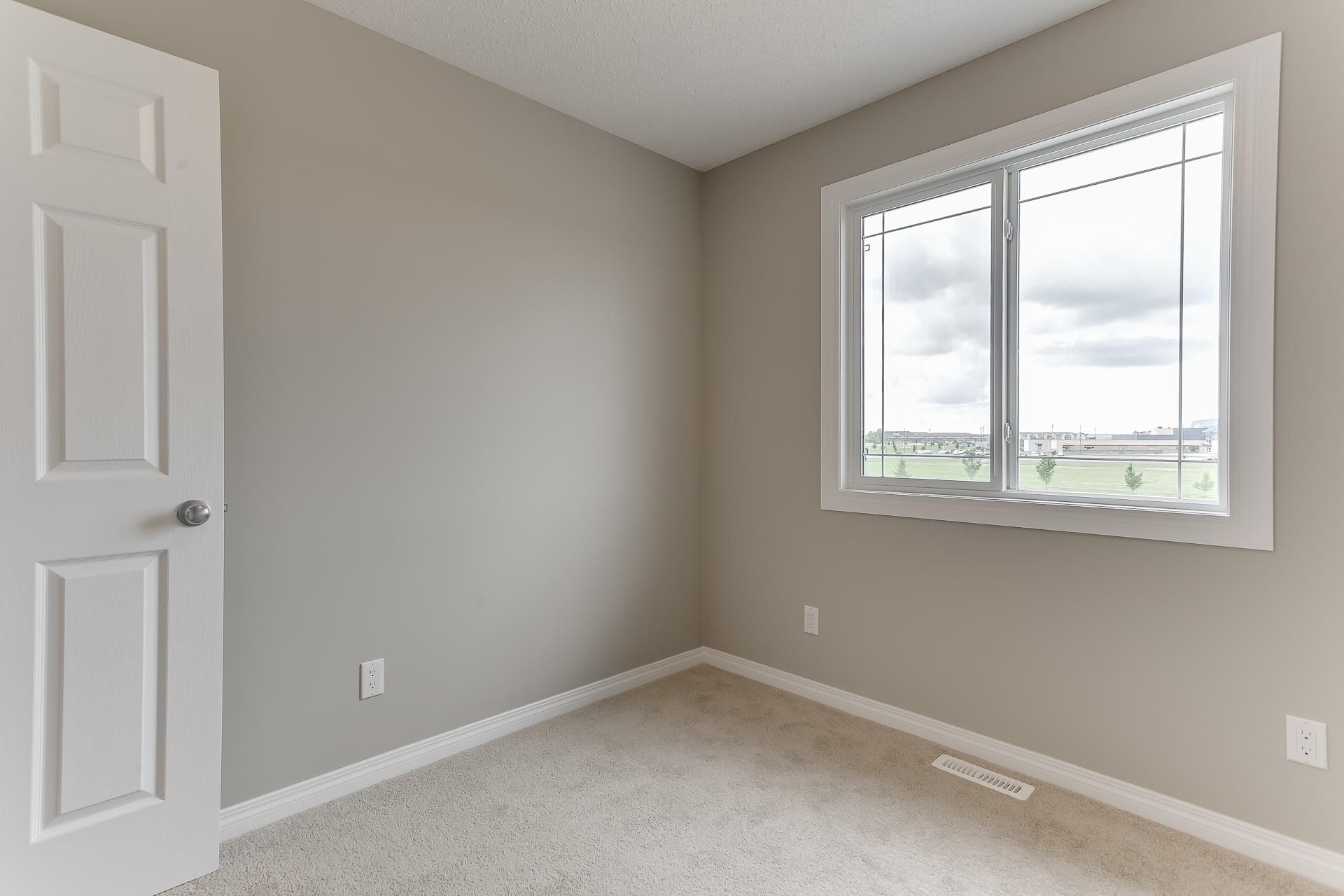 Right Bedroom Window