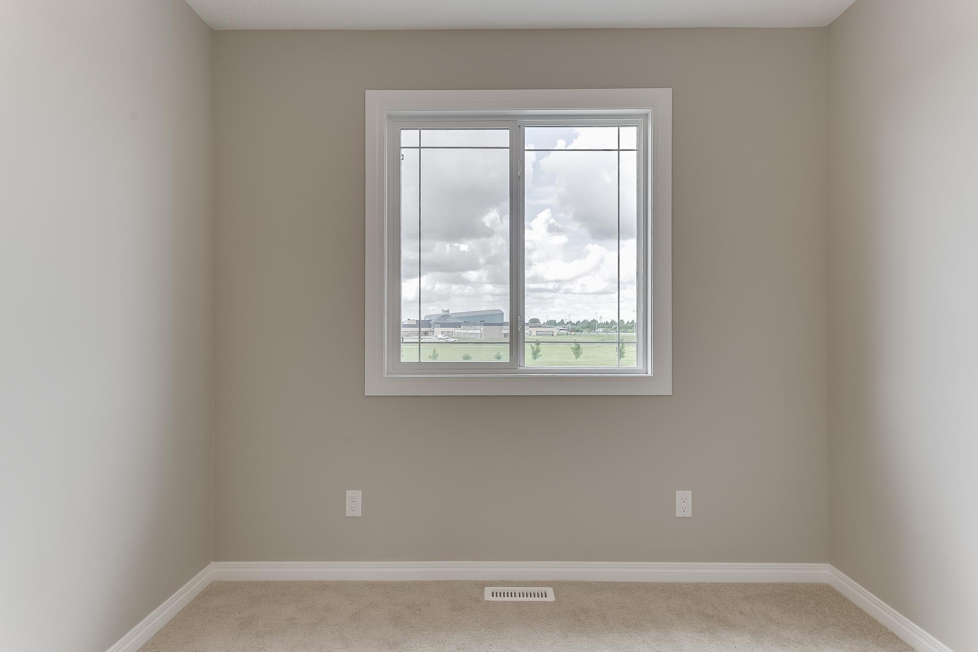 Left Bedroom Window