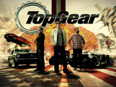 Medical Cover For Top Gear USA