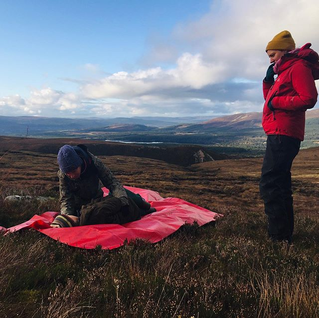 We had a great couple of days on our 2 day Outdoor First Aid Course this week at @cairngormmountain 🌄 Fantastic venue to train with easy access onto the hill. **OUTDOOR FIRST AID TRAINING COURSES** available at  https://www.aviumltd.com/two-day-outdoor-first-aid-course 🏔  Next dates available: 🏔 Weekend course, with a winter sport focus - 30th Nov and 1st Dec 2019. 🏔 ⛰ 🎿  #outdoor #firstaid #outdoorfirstaid #training #eventmedicalcover #cairngormskipatrolinsummer #aviumltd #aviemore #visitcairngorms #aviumfirstaidtraining #cairngormsnationalpark #skiing #getoutside #optoutside #mountainbiking #eventfirstaid #eventmedicalcover #safetycover #aviumsgotyourback #staysafe #resus #resuscitation #savelives #emergency #beprepared #scotland #firstaidinthecairngorms #firstaidtraining #aviemorefirstaid @visitcairngorms #cairngormsnationalpark