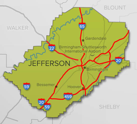 Jefferson County Alabama — Birmingham Business Alliance