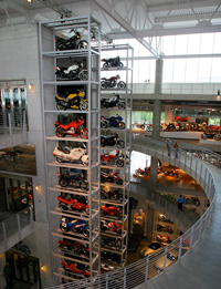 Barber Motorsports Museum Park and Motorcycle Museum