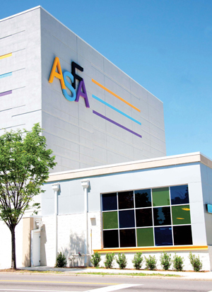The Alabama School of Fine Arts
