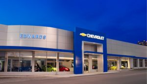 Edwards Chevrolet at Third Avenue North