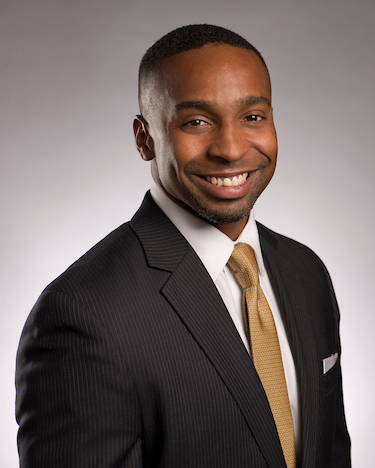 Waymond Jackson, Senior Vice President of Public Policy