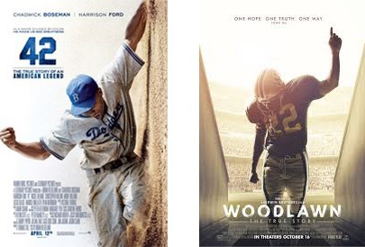 42  and  Woodlawn  are two popular feature films that were shot in Birmingham.