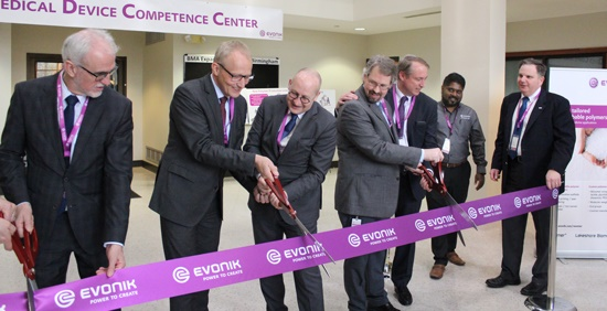 Evonik Industries expanded its footprint in Birmingham this March.