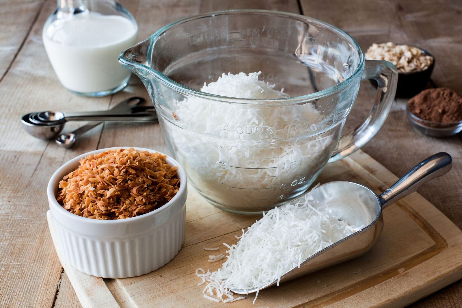 The company is the only family-owned coconut food processor in the country.