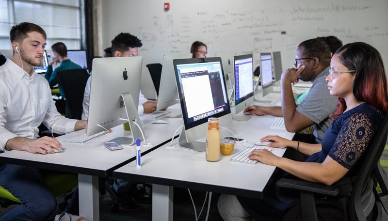Innovate Birmingham launched in 2017 on the heels of receiving a $6 million America's Promise Grant from the U.S. Department of Labor the year prior.