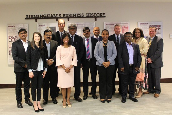 The BBA hosted a delegation from Tamil Nadu, India last year to exchange ideas on workforce development.