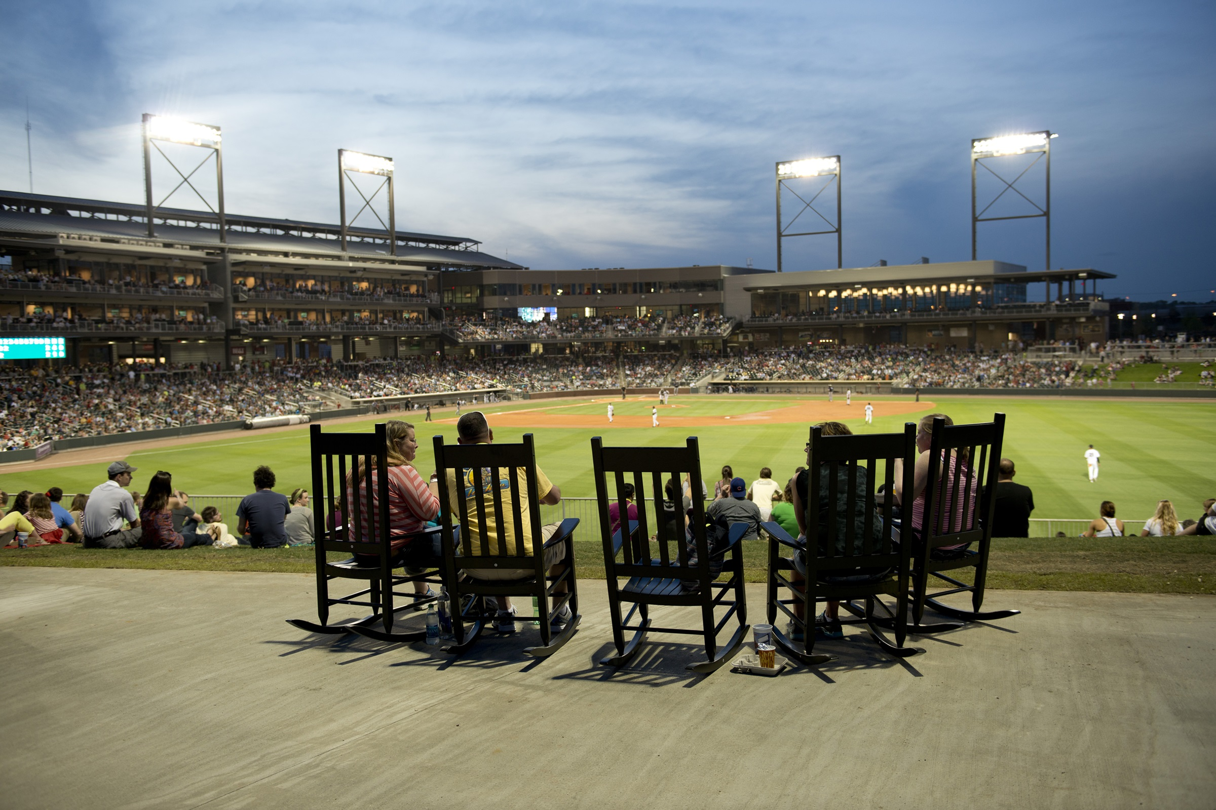 Regions Field was named one of Stadium Talk's Best Minor League Baseball Ballparks - one of eight accolades Birmingham has received just this month.