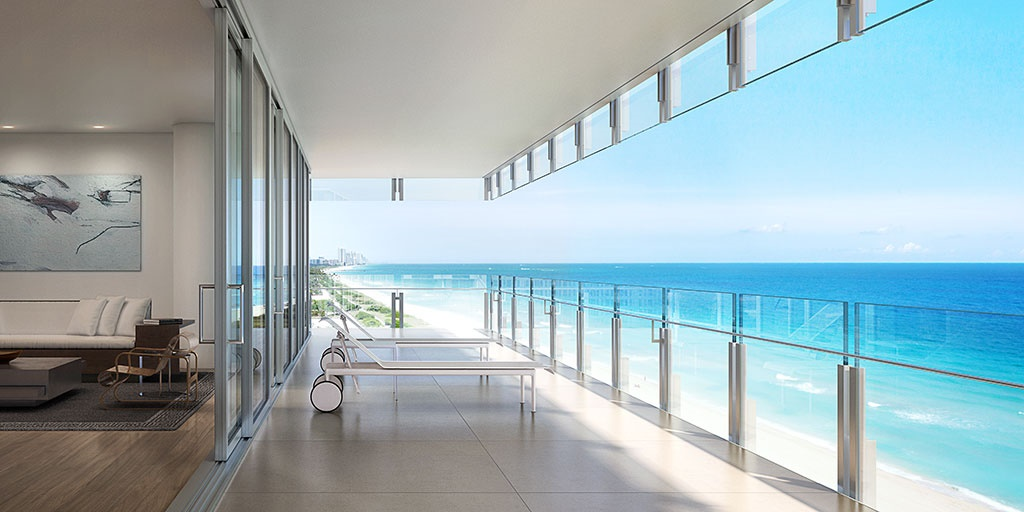 Performance Architectural's exterior façade work has been used across the country, like at Miami's Surf Club, pictured here.
