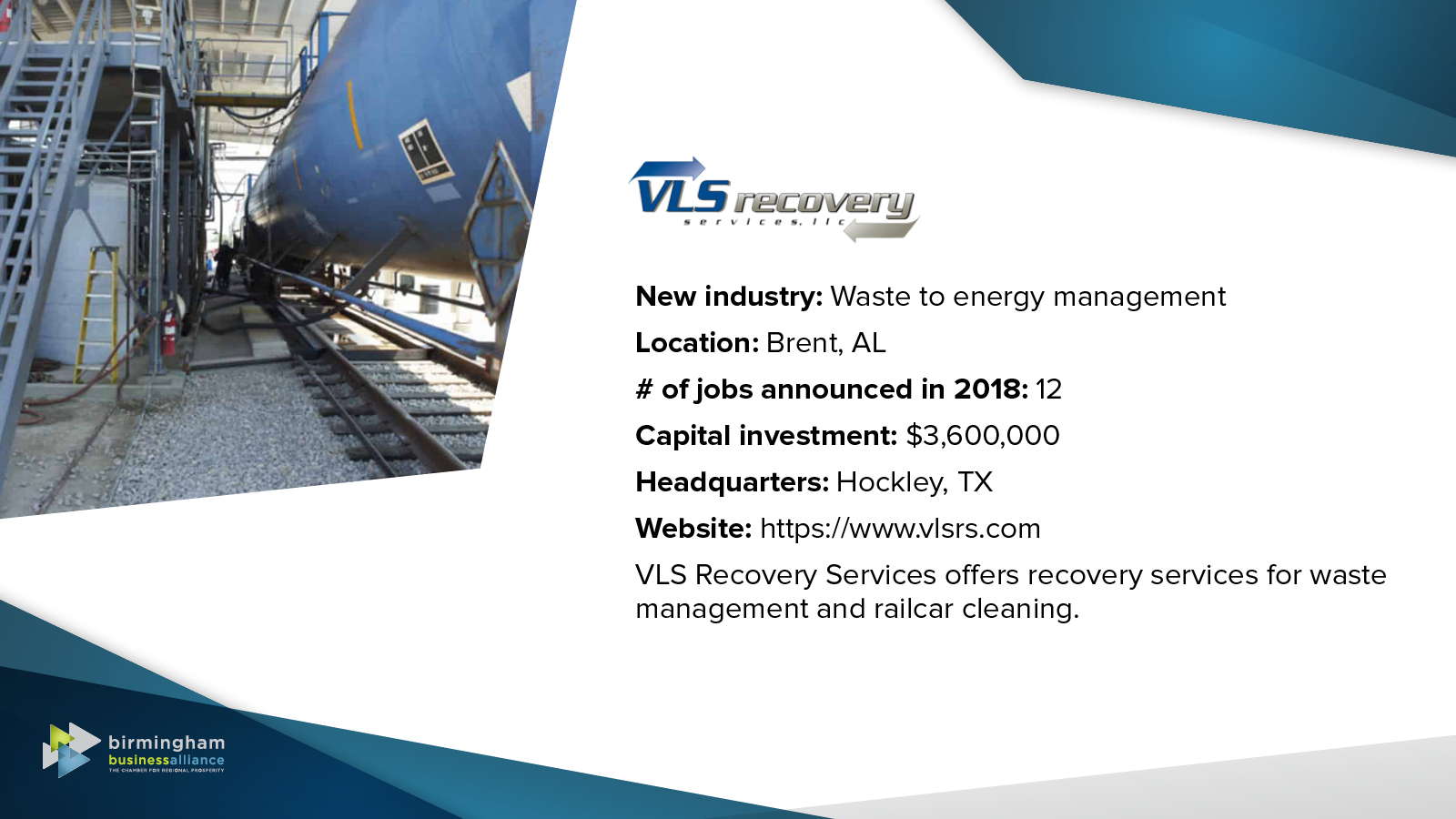 56) VLS Recovery Services