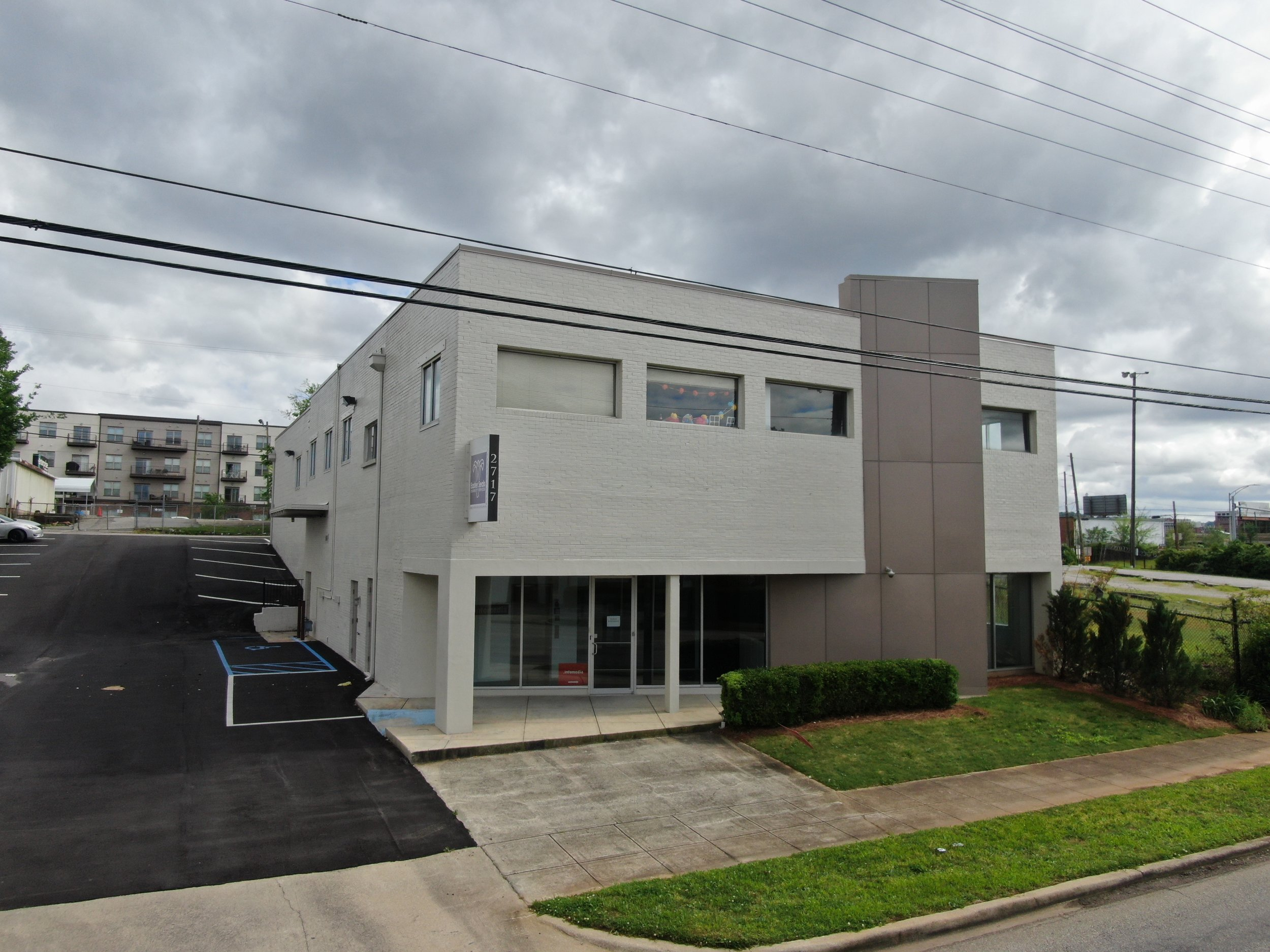 Infomedia has relocated from Vestavia Hills to its new location at 2717 Third Avenue South.