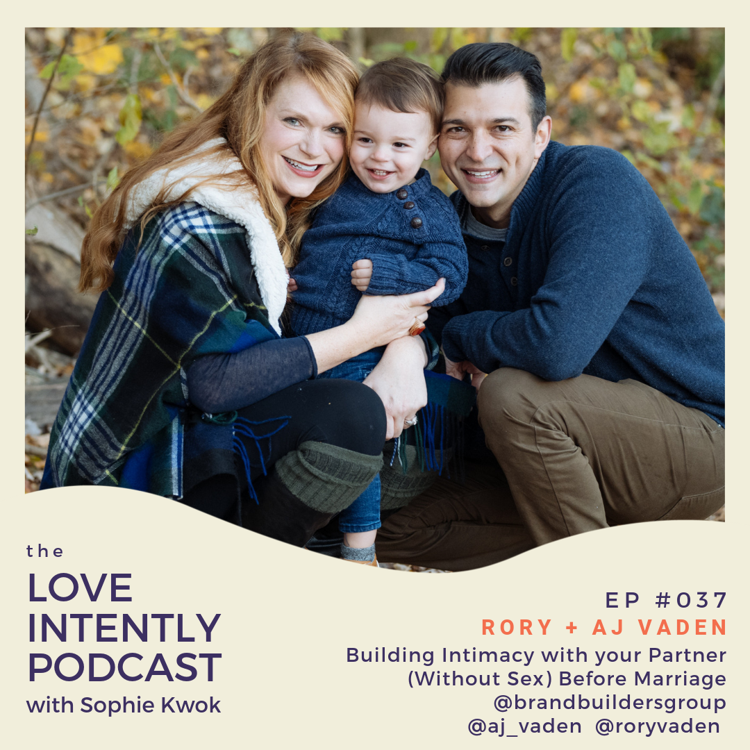 The Vadens discuss how they've successfully balanced running a business together and maintaining a happy marriage.