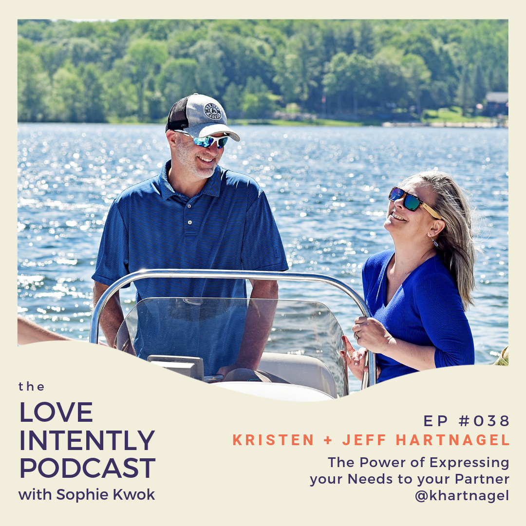 Kristen and Jeff's story shows us the importance of being extremely intentional and clear about what you need and want in your relationship.
