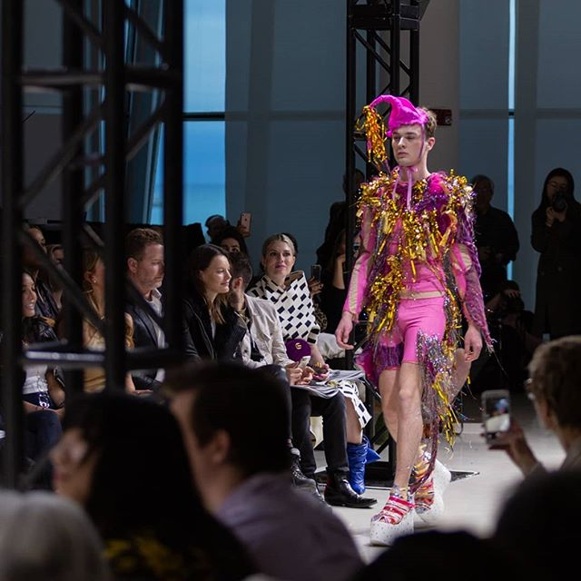Claire Lyons' new collection slayed the runway!
