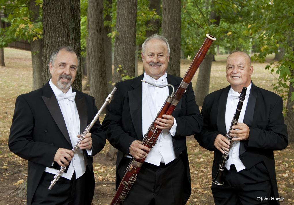 Flute, Bassoon & Bb Clarinet