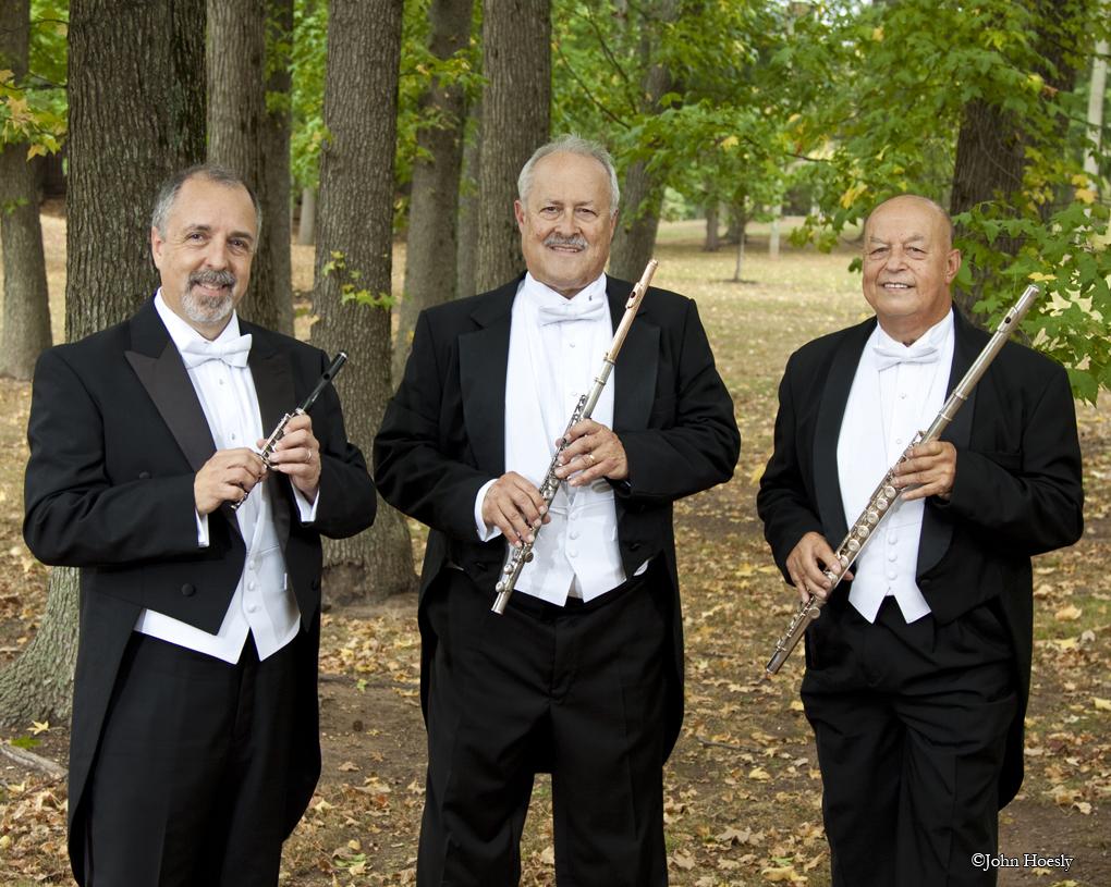 Piccolo, Flute & Alto Flute