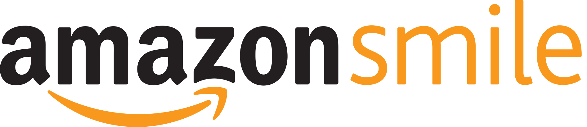 """Support us when you shop on Amazon. Click on """"Amazon Smile"""" to get started"""