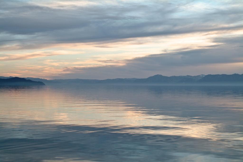 Evening, Lake Tahoe
