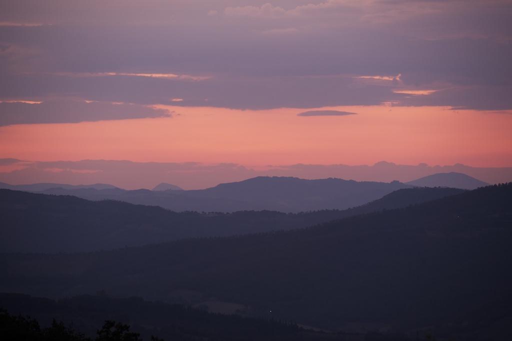 Daybreak in Umbria