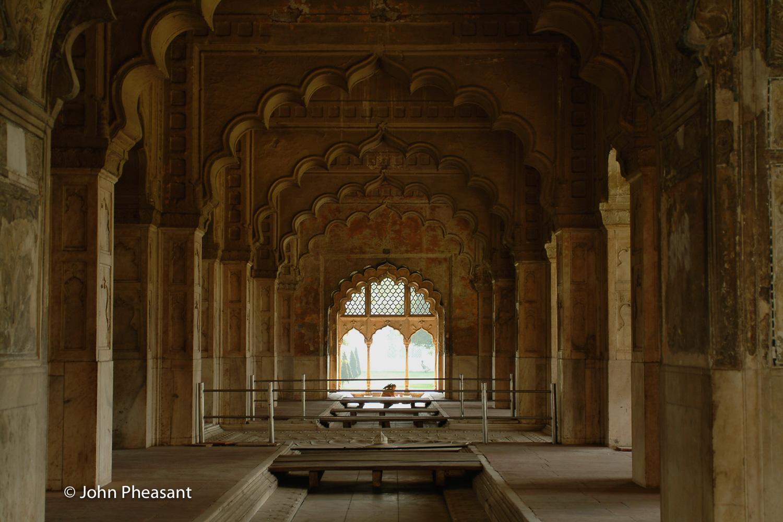 Rang Mahal, Red Fort, Delhi