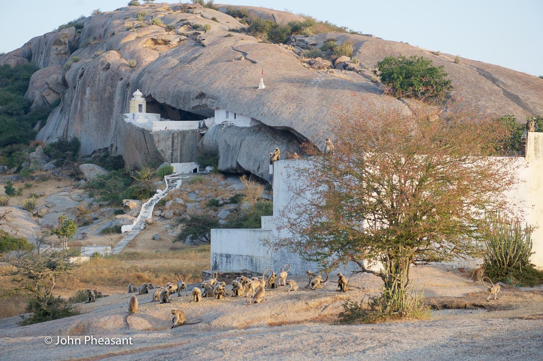 Kali Temple at Jawai, Rajasthan