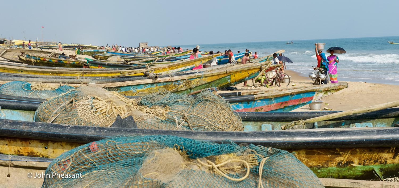 Bay of Bengal, Orissa