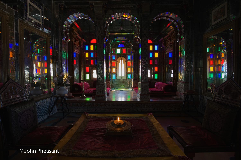 Shish Mahal, Deogarh Palace, Rajasthan