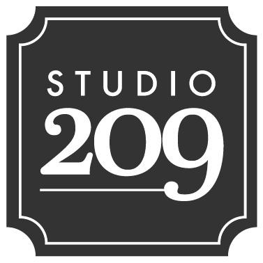 Studio 209 LOGO
