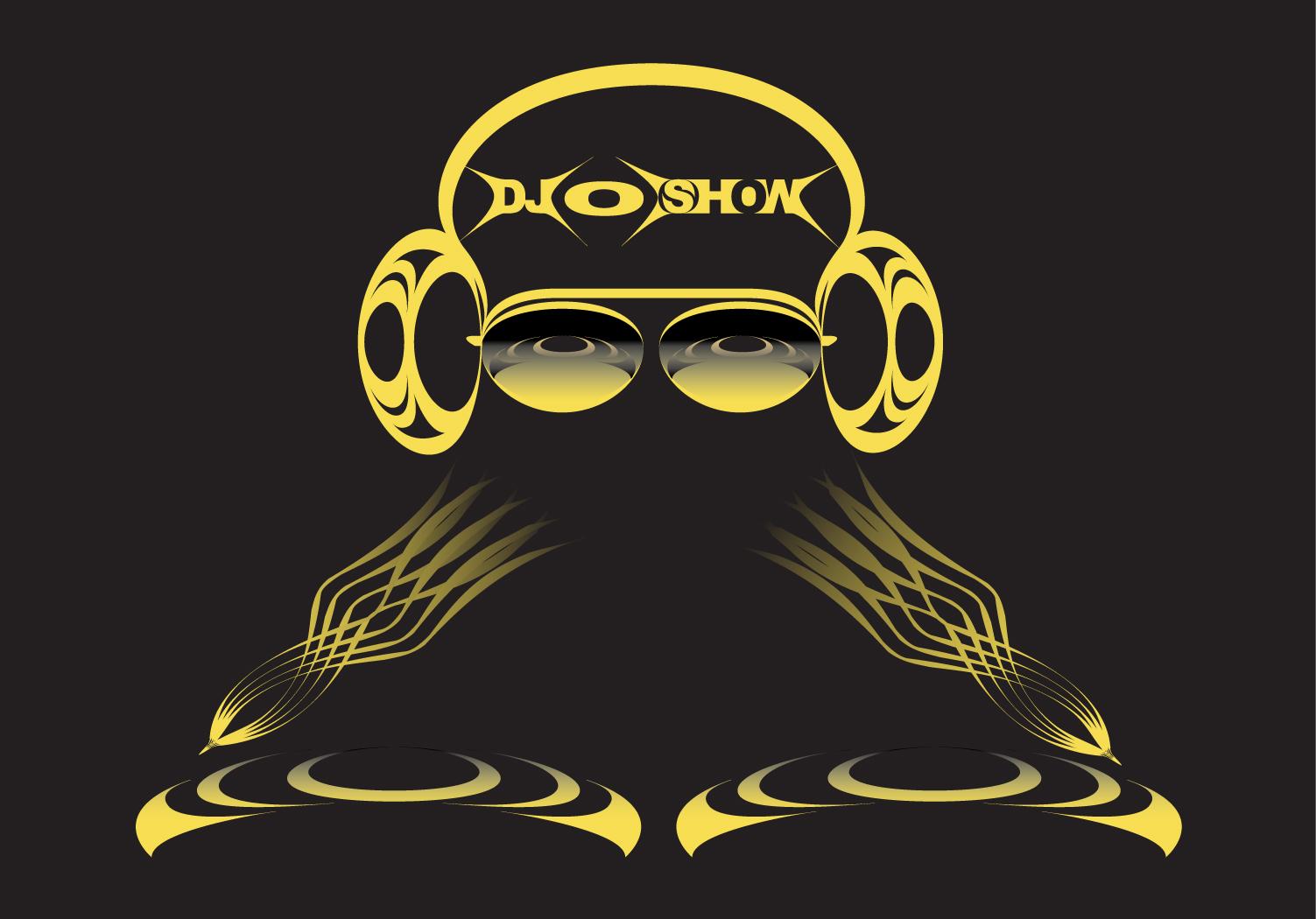 DJ O Show Logo